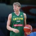 «Локомотив-Кубань» заключил контракт с лёгким форвардом сборной Литвы Миндаугасом Кузминскасом