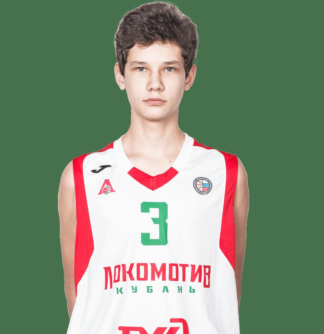 Никита Евдокимов – ПБК Локомотив-Кубань – официальный сайт ...