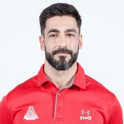 Алехандро Гарсия, тренер по физической подготовке «Локомотив-Кубань»
