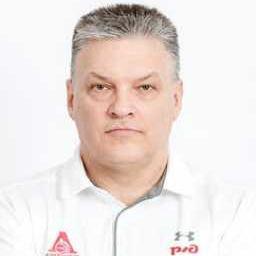 Evgeny Pashutin, head coach Lokomotiv Kuban