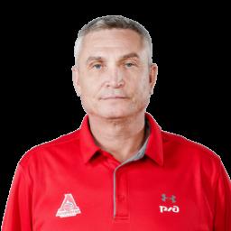 Александр Чернов, главный тренер «Локомотива-Кубань-ЦОП»