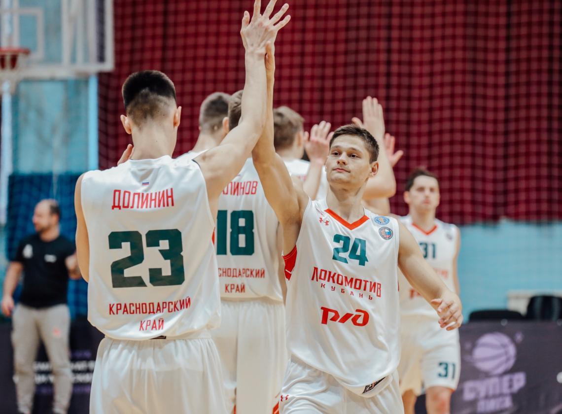 «Локо-ЦОП» одержали вторую победу над «Русичами»