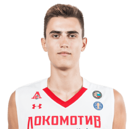 Сергей Долинин, форвард «Локомотива-Кубань-2»