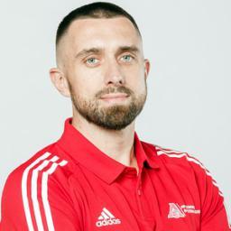 Станислав Збарский, ассистент главного тренера ПБК «Локомотив-Кубань»
