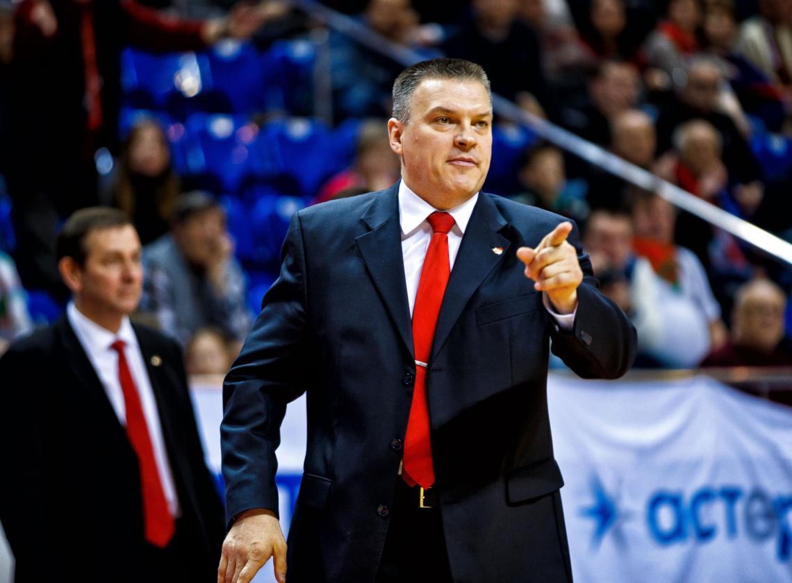 Evgeny Pashutin is the new head coach for Loko