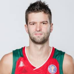 Мантас Калниетис, защитник ПБК «Локомотив-Кубань»