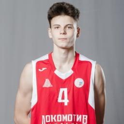 Денис Першин, центровой команды «Локомотив-Кубань-2005»