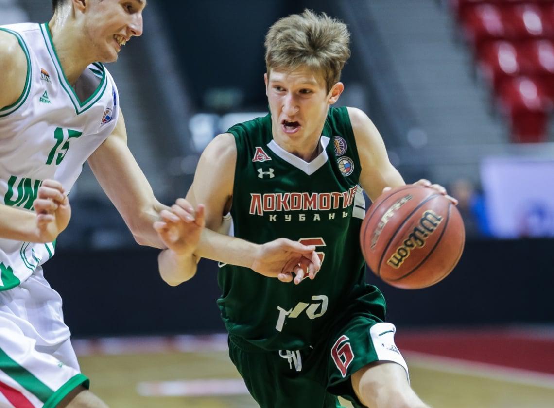 Александр Щербенев – в пятерке лидеров молодежной лиги ВТБ