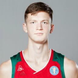 Кирилл Елатонцев, центровой «Локомотива-Кубань-2»