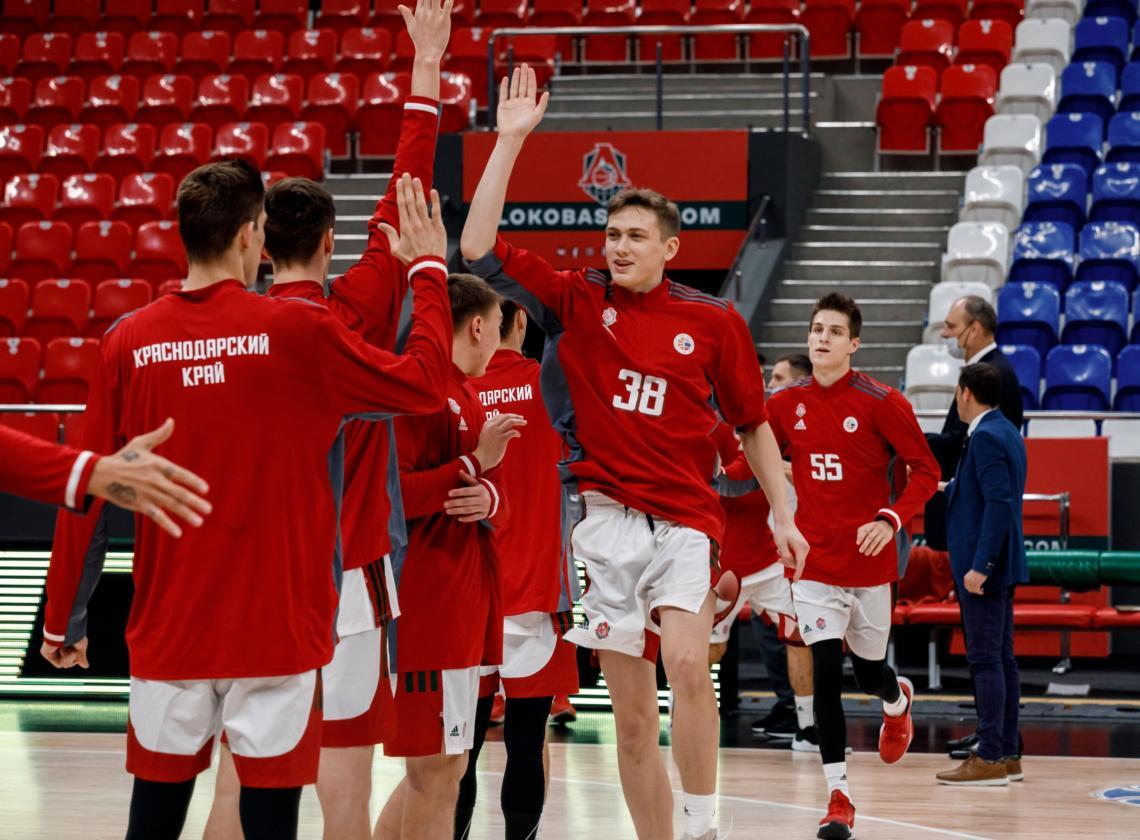ВИДЕО. Первая победа «ЦОП-Локо» в Суперлиге-1