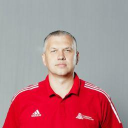 Захар Пашутин, главный тренер «Локомотив-Кубань-2»