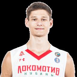 Тимофей Герасимов, защитник «Локомотива-Кубань-ЦОП»