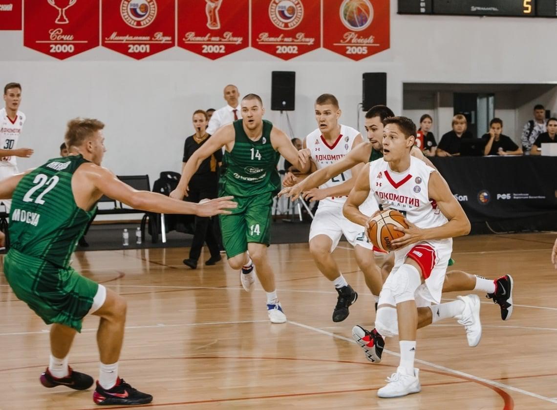 «Локомотив-Кубань-ЦОП» и «Руна-баскет» обменялись победами в Краснодаре