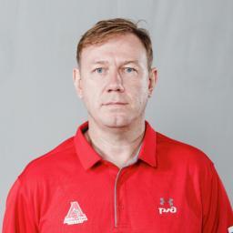 Евгений Сафонов, главный тренер «Локомотива-Кубань-2»