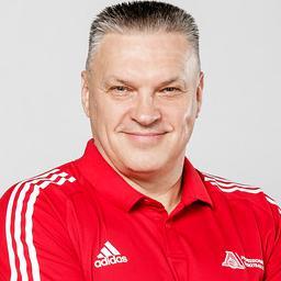 Evgeny Pashutin, head coach of PBC Lokomotiv Kuban