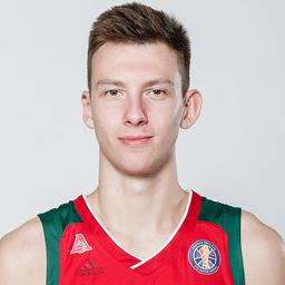 Андрей Мартюк, форвард ПБК «Локомотив-Кубань»