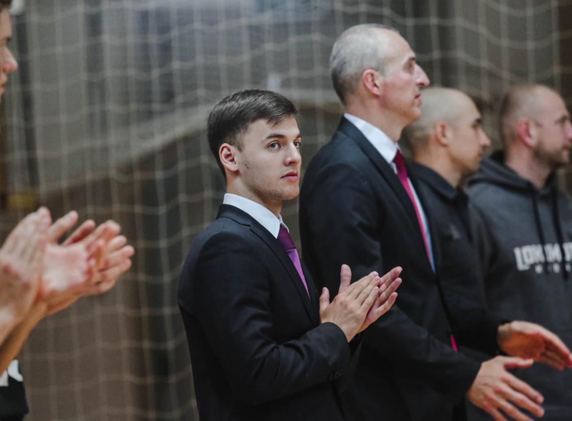 Артем Комогорцев: «Цель всегда одна – побеждать в каждом матче»
