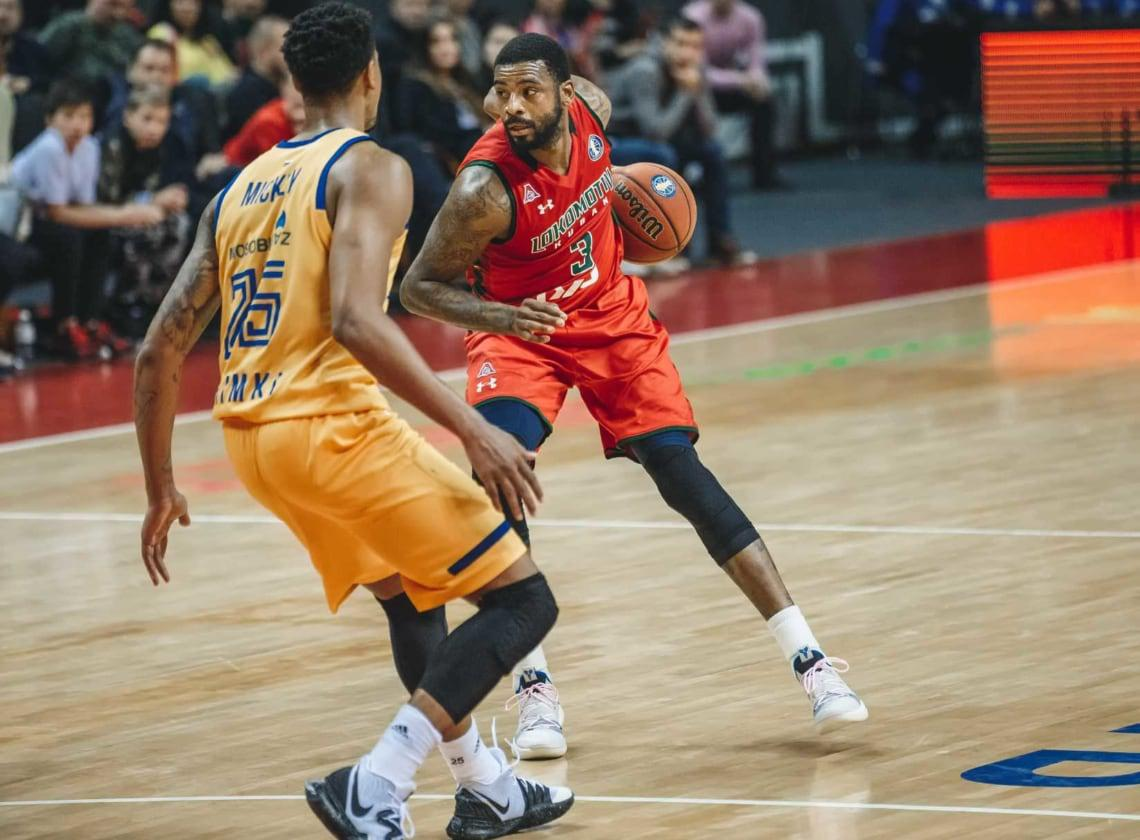 Dorell Wright:  «Russia is a great place, a lot of nice people, a little cold but not as bad»