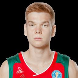Илья Корнелюк, защитник «Локомотива-Кубань-2»