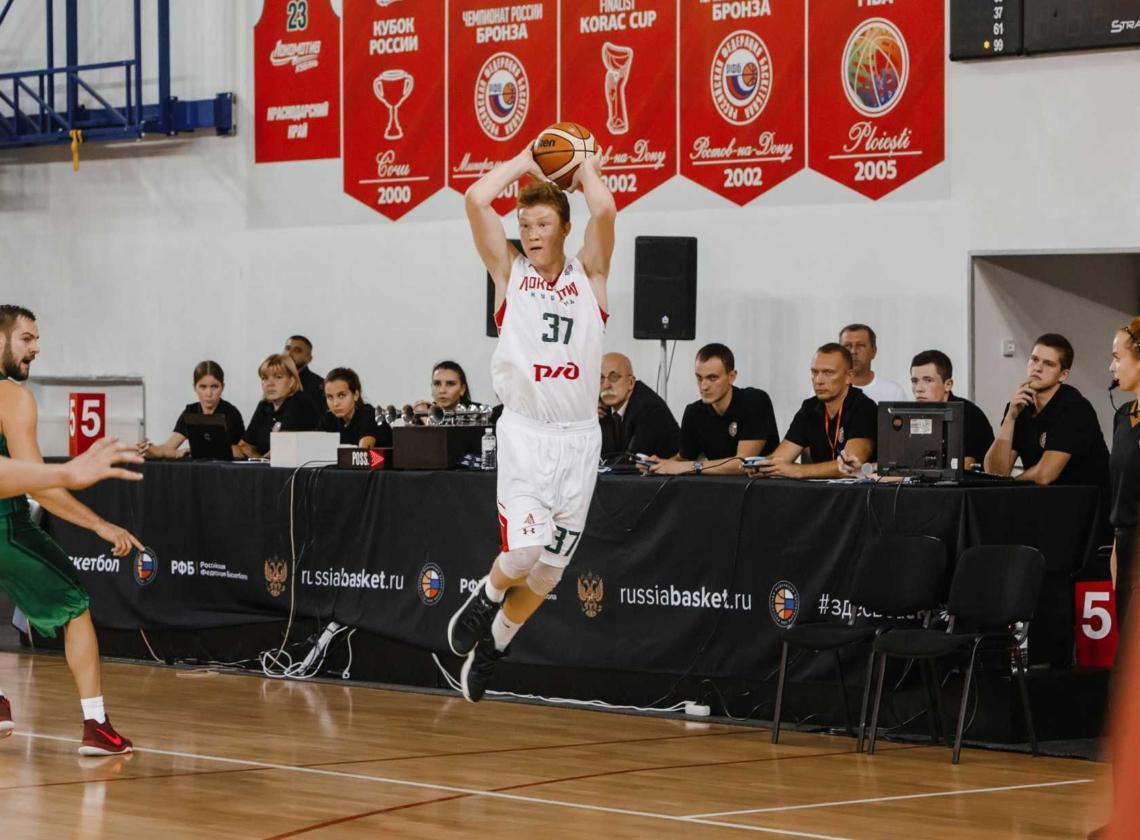 Мужская сборная России «до 20 лет» одержала три победы из трех на турнире в Македонии
