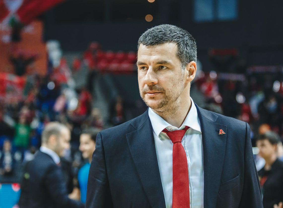 Владе Йованович: «Задача — быть лучшими во всех играх, пять из пяти»
