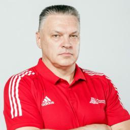 Evgeny Pashutin, head coach of Lokomotiv Kuban