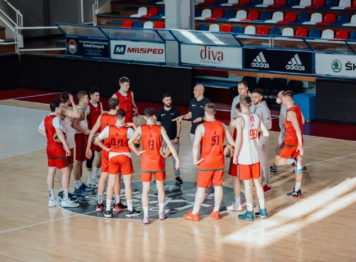 Резерв «Локо» сыграет на турнире Euroleague Basketball Adidas Next Generation