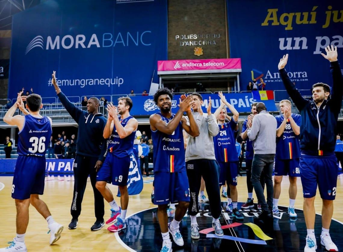 Аэропорт в Барселоне, победа в Кубке принцессы Астурийской и братья крутых игроков. В Андорре тоже играют в баскетбол