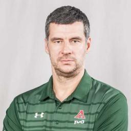 Владе Йованович, главный тренер ПБК «Локомотив Кубань»