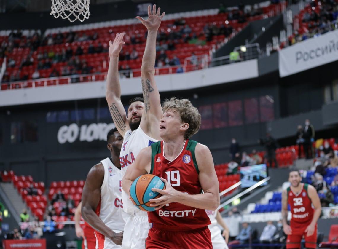 Миндаугас Кузминскас: «Когда мы показываем такой баскетбол, нас сложно остановить»