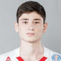 Мусса Кипкеев, защитник «Локомотив-Кубань-ДЮБЛ»