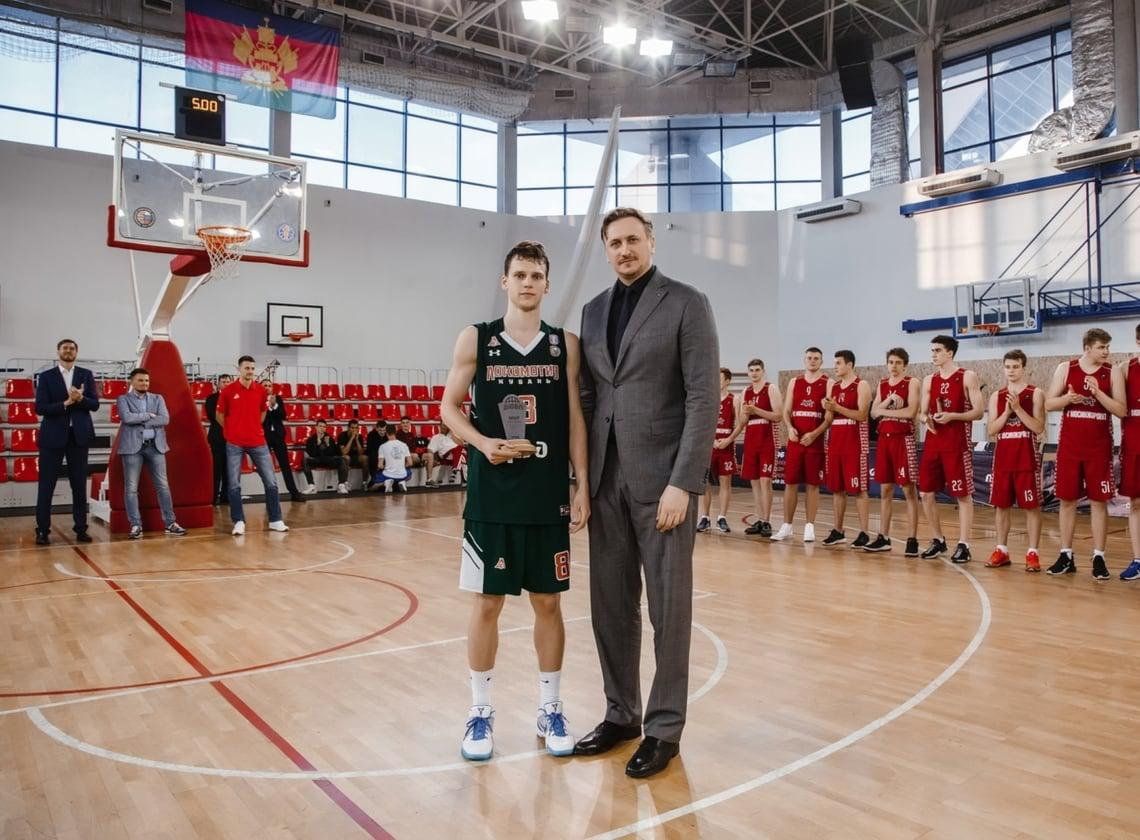 Даниил Середа: «Мой настрой всегда при мне. Я просто люблю баскетбол»