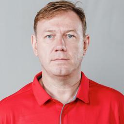 Евгений Сафонов, главный тренер команды «Локомотив-Кубань-2»