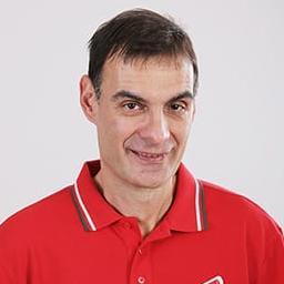 Георгиос Барцокас, главный тренер «Локомотив-Кубань» 2015/16
