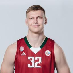 Семен Медведев, центровой «ЦОП-Локомотив-Кубань»