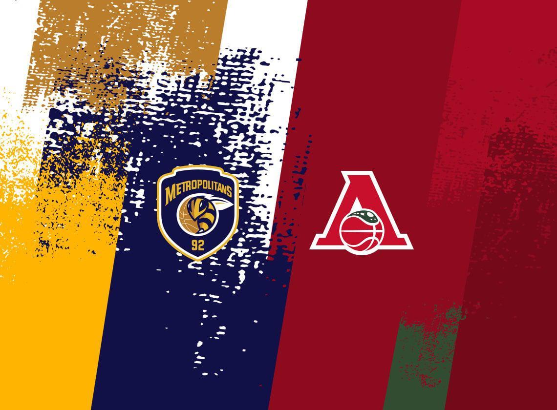 Metropolitans 92 vs Lokomotiv Kuban. EuroCup. Preview