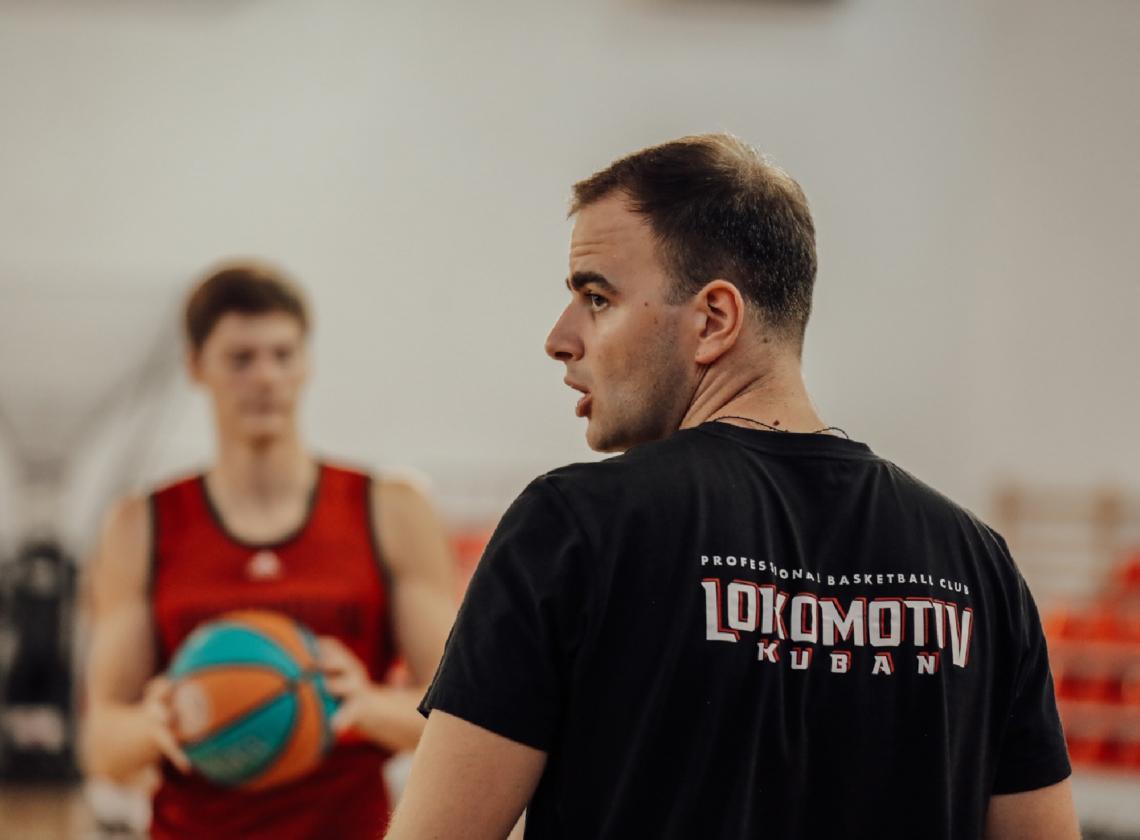 Горан Вучкович: «Мы готовы к напряженной работе в сезоне»