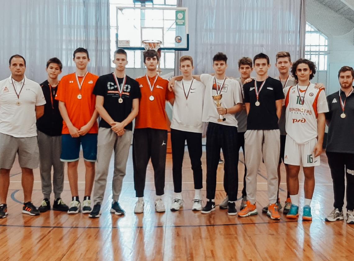 «Локо-ДЮБЛ» – победитель турнира «Лето-Баскет» в Тольятти