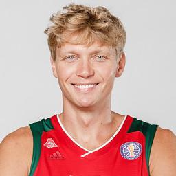 Mindaugas Kuzminskas, forward PBC Lokomotiv Kuban