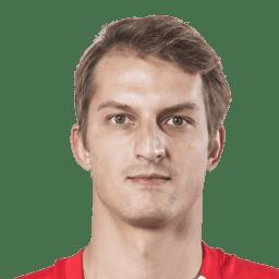 Владимир Ивлев, центровой сборной России и ПБК «Локомотив-Кубань»