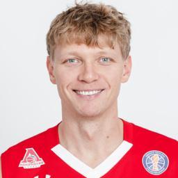 Миндаугас Кузминскас, форвард «Локомотив-Кубань»