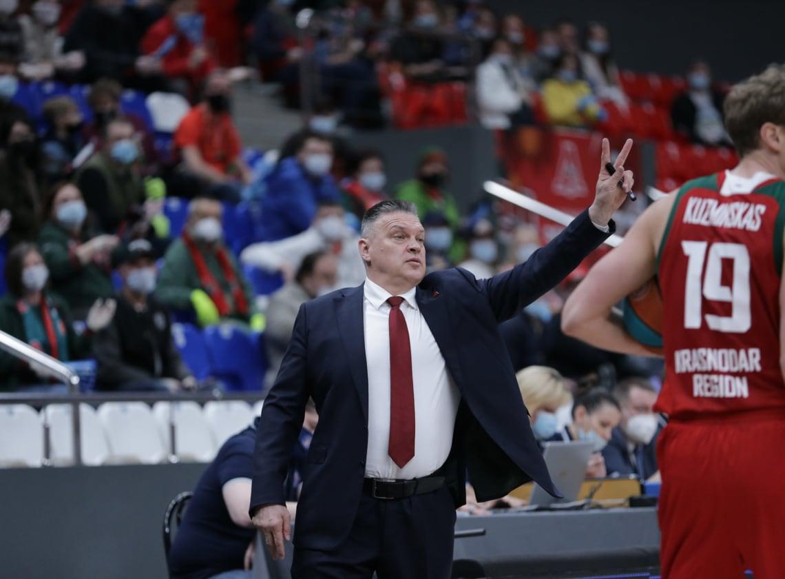 Евгений Пашутин: «Наша задача – подняться как можно выше в таблице регулярного чемпионата»