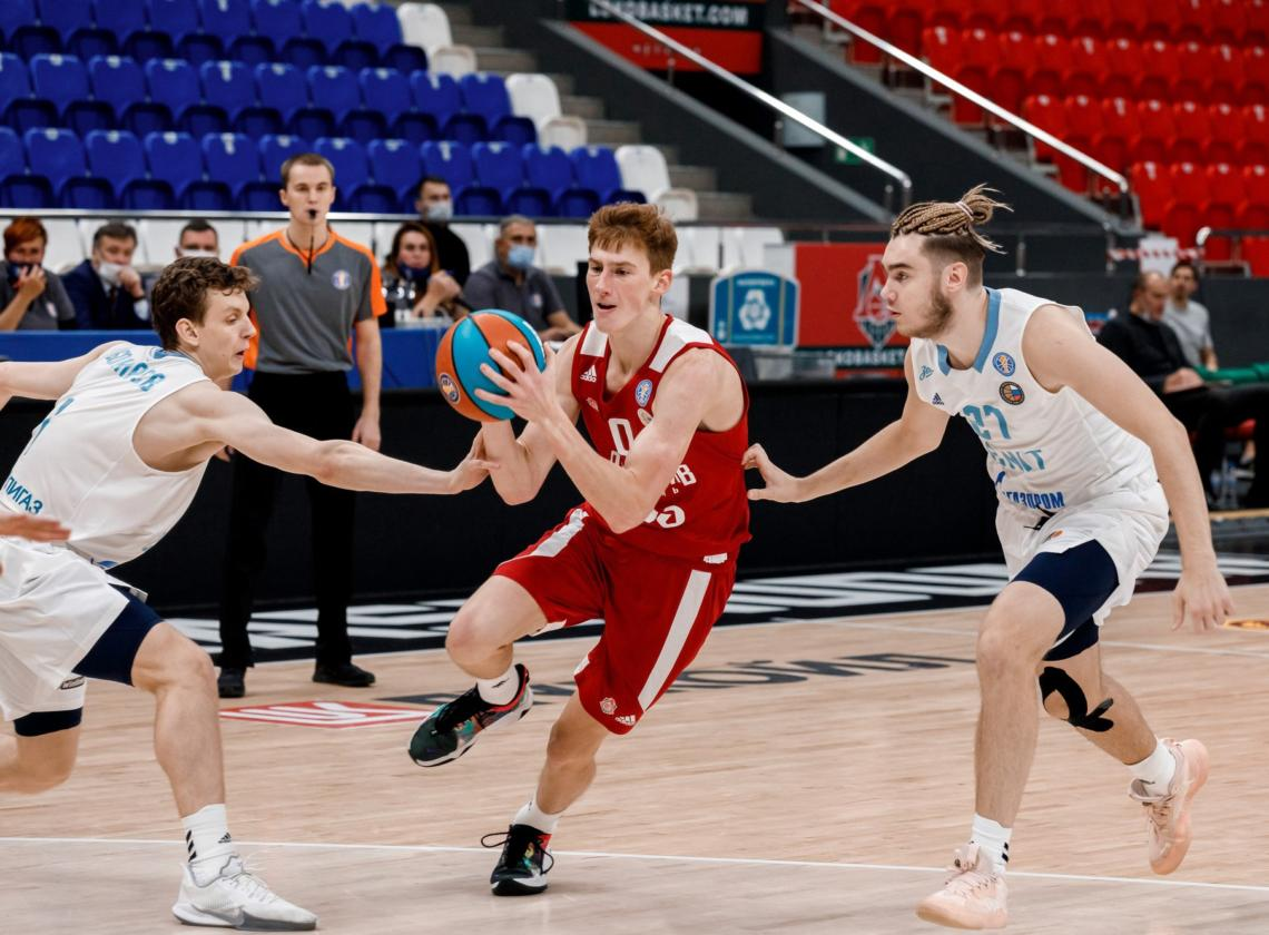 ВИДЕО. Старт IX сезона Единой молодежной лиги ВТБ в Краснодаре