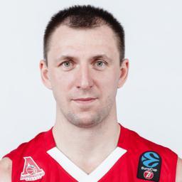 Виталий Фридзон, экс-защитник ПБК «Локомотив-Кубань»