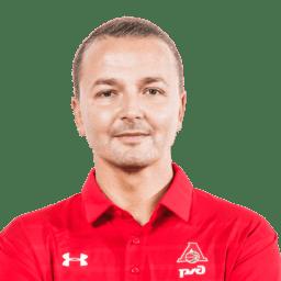 Петар Маринкович, главный тренер «Локомотив-Кубань-2003»