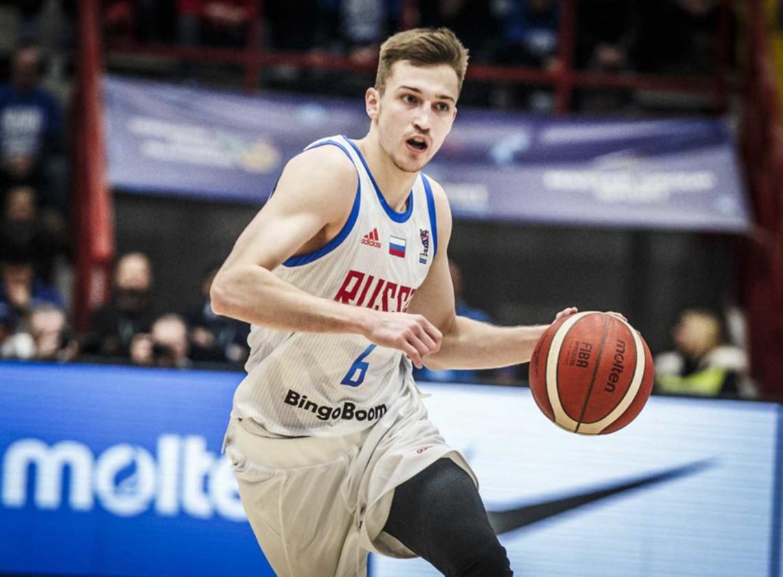 Григорий Мотовилов: «Очень хотим реабилитироваться за поражение в Неаполе»