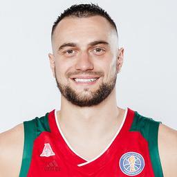 Иван Паунич, защитник ПБК «Локомотив-Кубань»