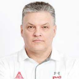 Евгений Пашутин, главный тренер «Локомотив-Кубань»
