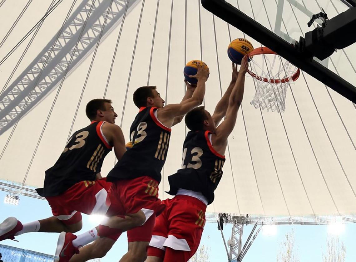 Никита Ремизов вызван в сборную России по баскетболу 3х3