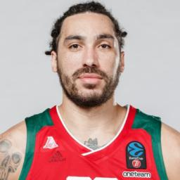 Drew Gordon, center of PBC Lokomotiv Kuban